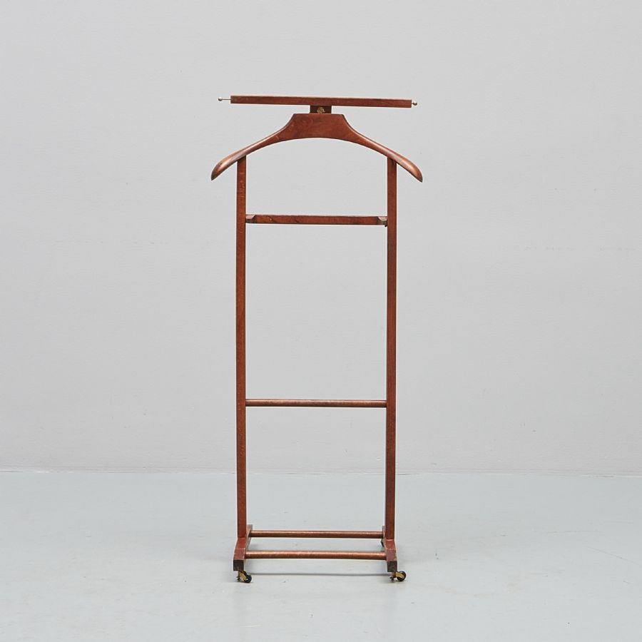 Herrbetjänt, Fratelli Reguitti, Italien, märkt FR Brevettato Made in Italy, höjd 104 cm