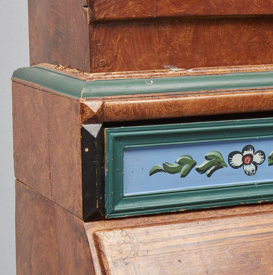 Skrivbord, Allmoge, 1800 tal. Metropol Auktioner i
