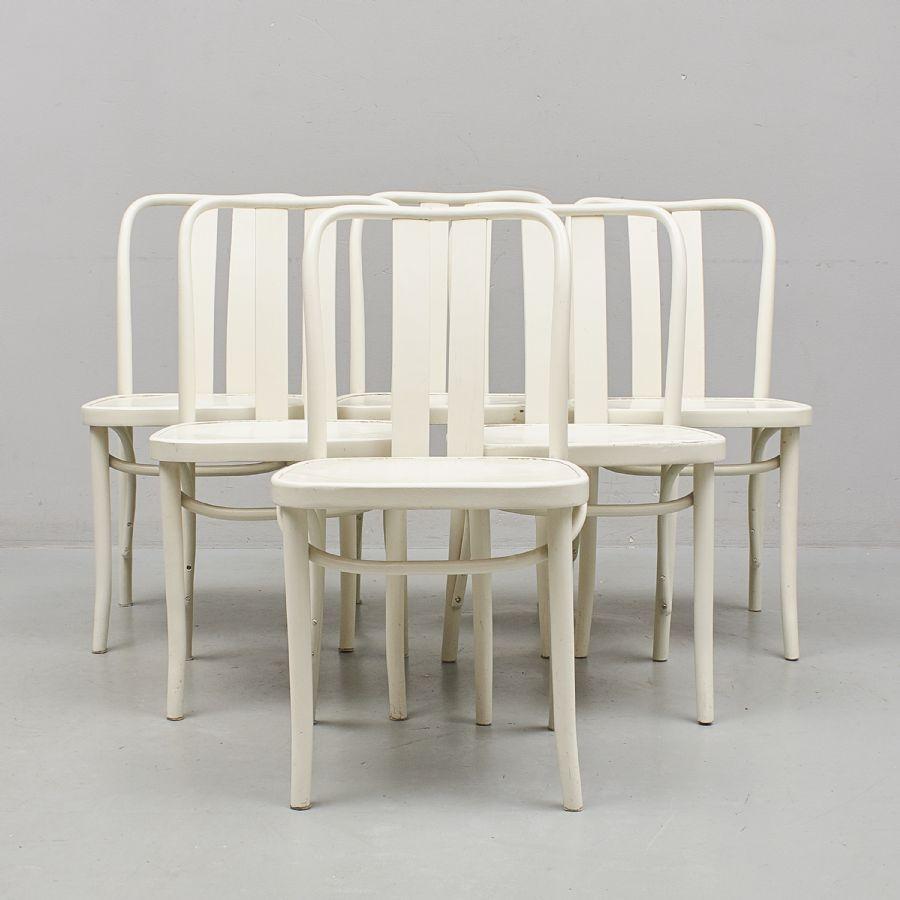 Stolar, 6 st, Ikea, Erik Wörtz,