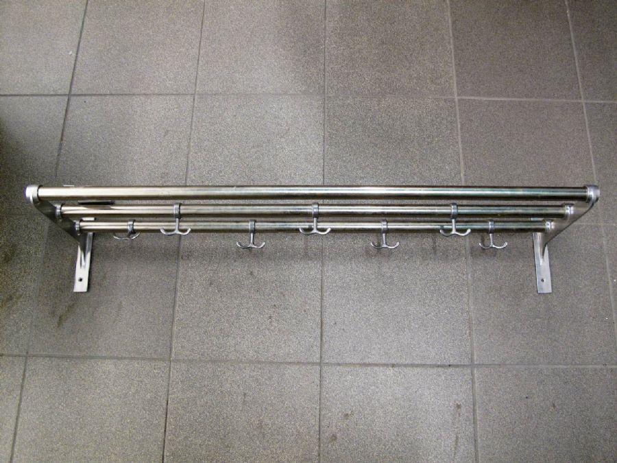 Hatthylla, Metall, längd 100 640 1624 Metropol Auktioner