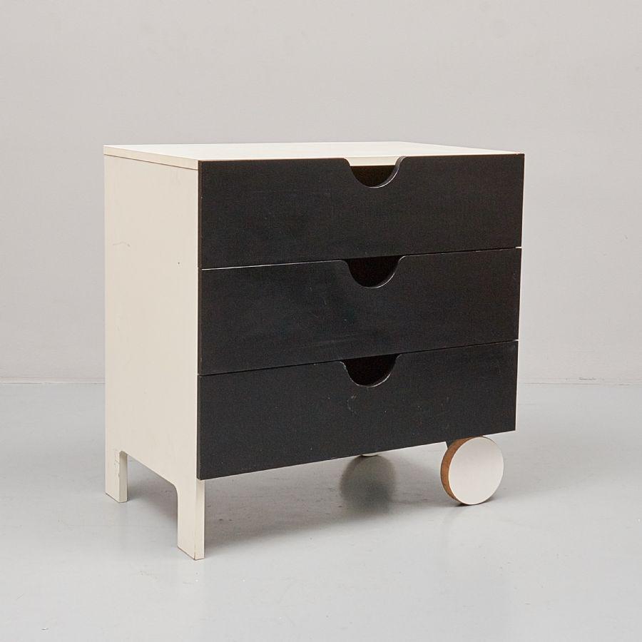 byrå ikea ps ~ byrå, thomas sandell, ur pskollektionen, ikea, 1992