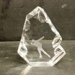 9201356Skulptur i glas