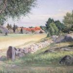 456111Oljemålning