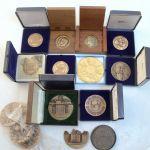 7449199Parti medaljer