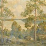 511616Oljemålning