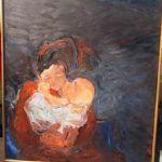 912018Oljemålning