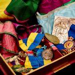 9467191Parti medaljer..