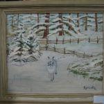 4457258Oljemålning