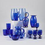 509869Blått glas