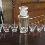 5715045Karaff + glas