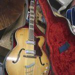 4754744El-gitarr