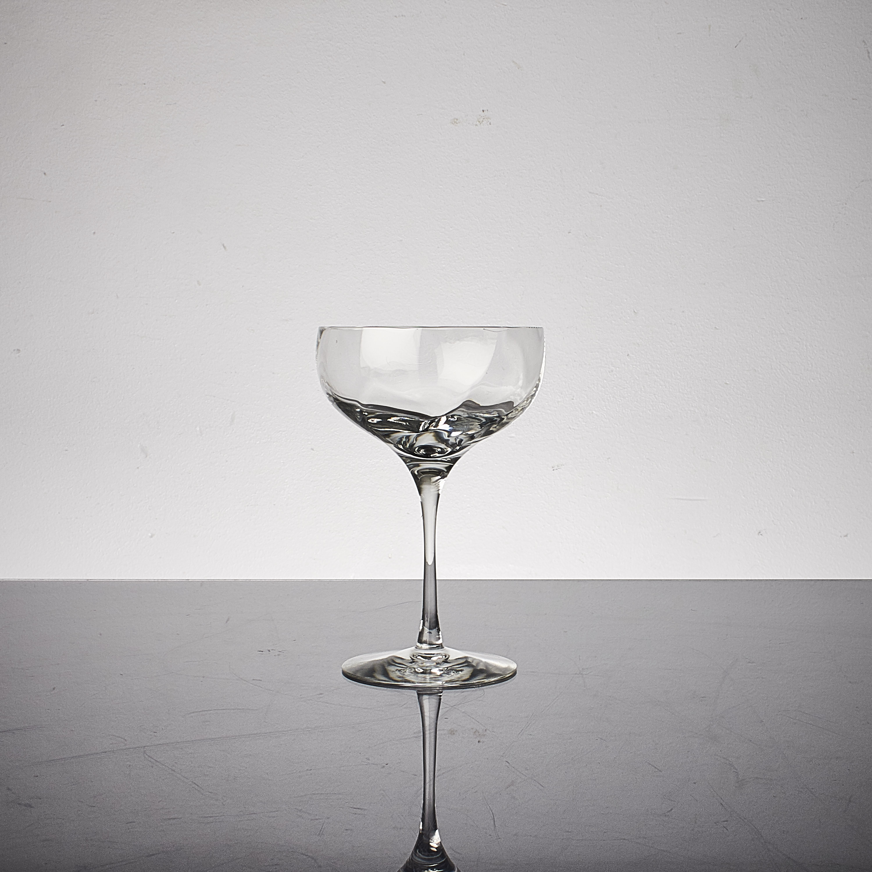 Sensationelle Champagneglas, 4 st, Kosta Boda, Chateau. Höjd: 15. Metropol WU63
